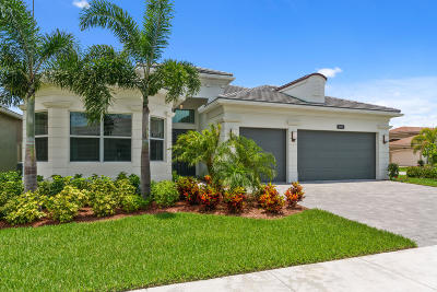 Boynton Beach Single Family Home For Sale: 12894 Mount Madison Lane