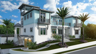 Juno Beach Single Family Home Contingent: 381 Ocean Drive
