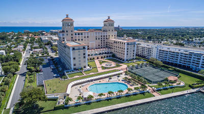 Palm Beach Condo For Sale: 150 Bradley Place #502