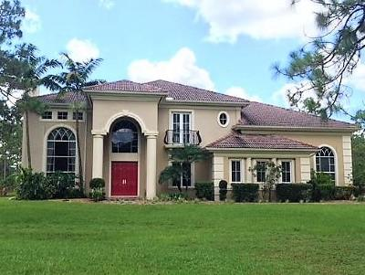 Palm Beach Gardens FL Single Family Home For Sale: $1,475,000