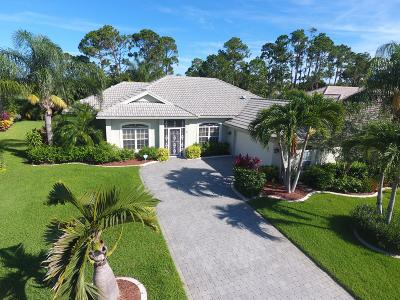 Port Saint Lucie Single Family Home Contingent: 428 NW Dover Court