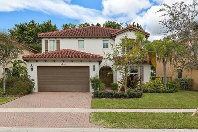 Wellington Single Family Home For Sale: 9511 Phipps Lane