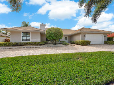Hobe Sound Single Family Home For Sale: 8908 SE Star Island Way