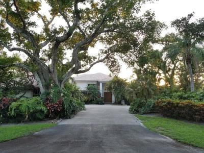 Delray Beach Single Family Home For Sale: 16500 Bridlewood Circle