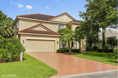 Jupiter Single Family Home Contingent: 506 Pelican Lane