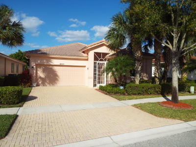 West Palm Beach Single Family Home For Sale: 9625 Sandpiper Shores Way
