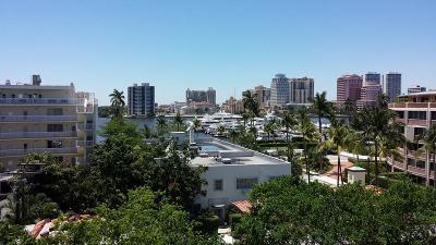 Palm Beach Rental Leased: 434 Chilean Avenue #6d