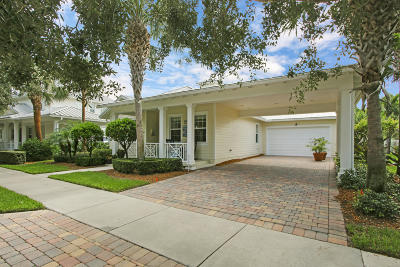 Jupiter Single Family Home Contingent: 3280 Wymberly Drive