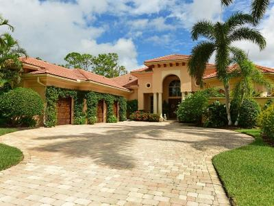 West Palm Beach Single Family Home For Sale: 6114 Wildcat Run