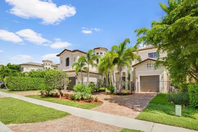 Boca Raton Single Family Home For Sale: 17606 Circle Pond Court