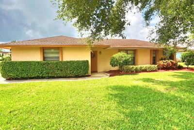 Wellington Single Family Home For Sale: 2815 Belmore Court