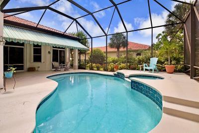 Hobe Sound Single Family Home For Sale: 9906 SE Osprey Pointe Drive