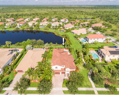 Jupiter Single Family Home For Sale: 110 Andros Harbour Place