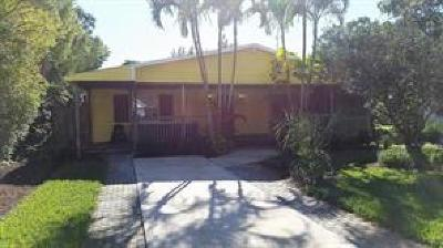 Vero Beach Single Family Home For Sale: 1735 18th Street