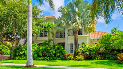 North Palm Beach Single Family Home For Sale: 107 Nativa Circle