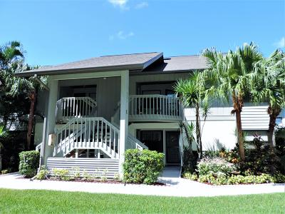 Hobe Sound Condo For Sale: 6235 SE Charleston Place #201