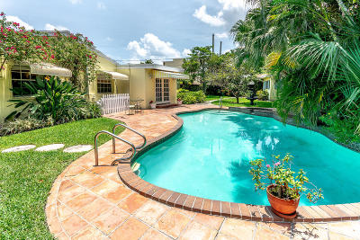 West Palm Beach Single Family Home For Sale: 422 32nd Street