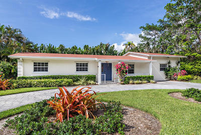 West Palm Beach Single Family Home For Sale: 250 Desota Road