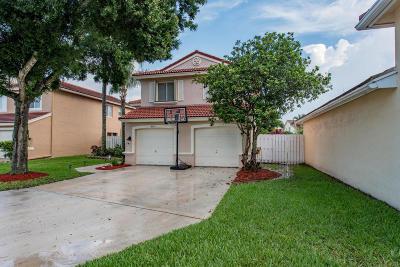 Lake Worth, Lakeworth Single Family Home For Sale: 6415 Barton Creek Circle