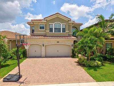 Delray Beach Single Family Home For Sale: 9542 Eden Roc Court
