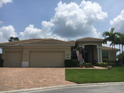Jensen Beach Single Family Home For Sale: 479 NW Windflower Terrace