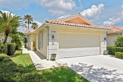 West Palm Beach Single Family Home For Sale: 7775 Nile River Road