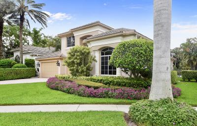 Delray Beach Single Family Home For Sale: 6694 Casa Grande Way