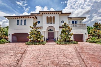 Boynton Beach Single Family Home For Sale: 9915 Hindel Court