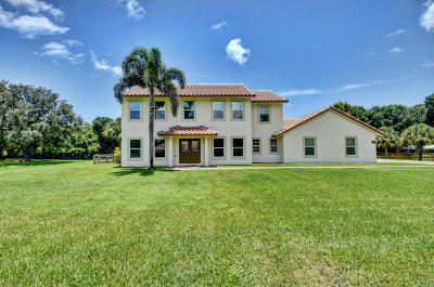 Boynton Beach Single Family Home For Sale: 9351 Talway Circle