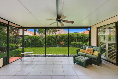 Palm Beach Gardens Single Family Home For Sale: 2597 La Lique Circle