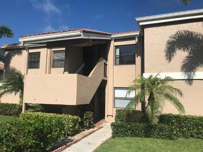 Palm Beach Gardens Condo For Sale: 12911 Briarlake Drive #102