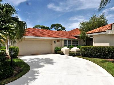 Palm City Single Family Home For Sale: 13014 NW Harbour Ridge Boulevard