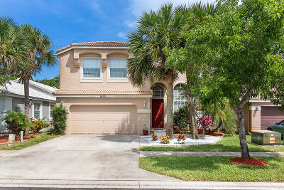 Royal Palm Beach Single Family Home For Sale: 1477 Running Oak Lane