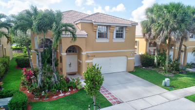 Pembroke Pines Single Family Home Contingent: 15558 NW 12th Court