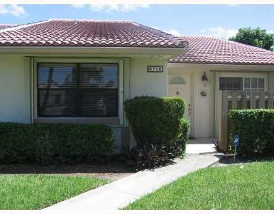 Boca Raton Single Family Home For Sale: 6716 Bridlewood Court #6716