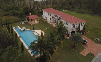Single Family Home For Sale: 108 SE Cortile Pinero