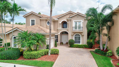 Delray Beach Single Family Home For Sale: 8095 Valhalla Drive