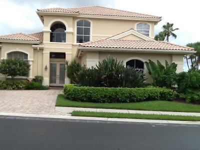 Palm Beach Gardens Rental For Rent: 1101 Grand Cay Drive