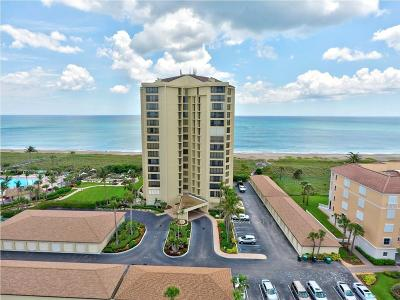 Fort Pierce Condo For Sale: 2400 S Ocean Drive #8121