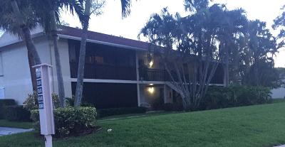 Jupiter Condo Contingent: 6544 Chasewood Drive #H