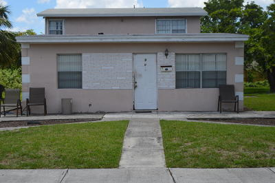 Pompano Beach Single Family Home For Sale: 505 NW 9 Avenue
