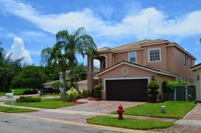 Lake Worth Single Family Home For Sale: 7042 Via Leonardo