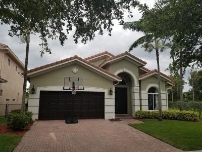 West Palm Beach Single Family Home For Sale: 825 Gazetta Way