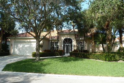 West Palm Beach Single Family Home For Sale: 2211 Vero Beach Lane