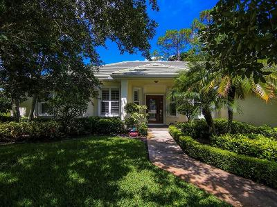 Palm City Single Family Home For Sale: 5044 SW Landing Creek Drive