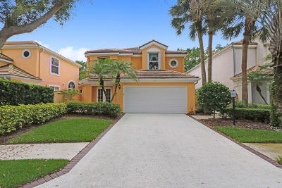Juno Beach Single Family Home For Sale: 7 Grand Bay Circle