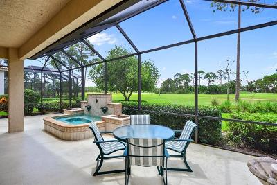 Port Saint Lucie Single Family Home For Sale: 9419 Avenel Lane