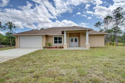 Loxahatchee Single Family Home For Sale: 17312 64th Place