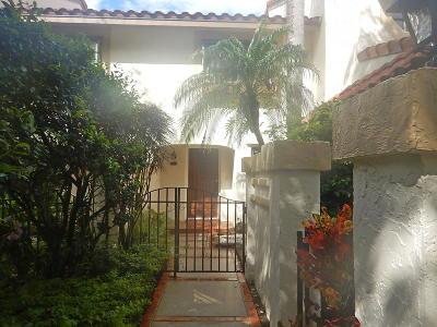 Boca Raton Condo For Sale: 7741 La Mirada Drive