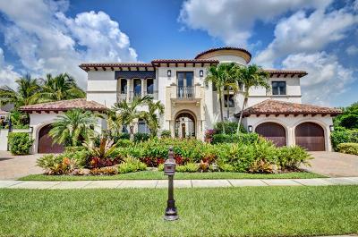 Boca Raton Single Family Home Contingent: 9509 Grand Estates Way